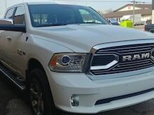 2017 Ram 1500 Longhorn Camion cabine Crew