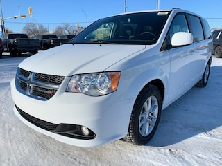 New 2020 Dodge Grand Caravan Premium Plus Van 2C4RDGCG0LR161889 for sale in Estevan, Saskatchewan