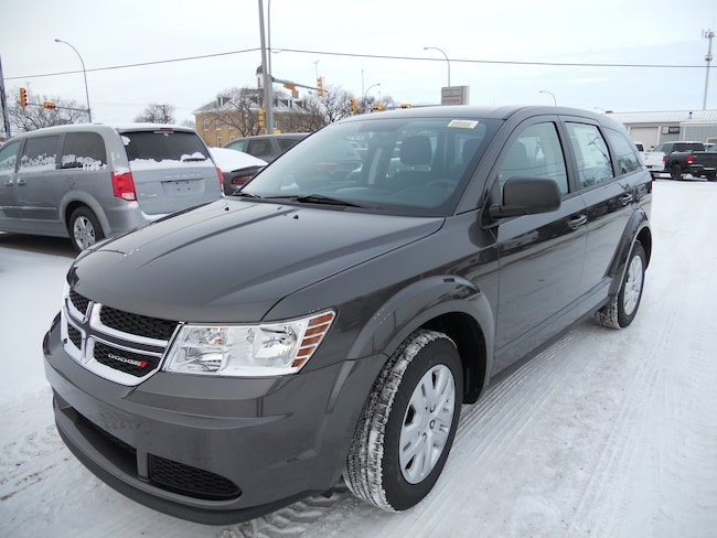 New 2018 Dodge Journey Canada Value Package SUV For Sale Estevan, SK