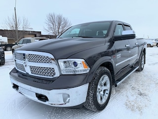 Used 2016 Ram 1500 Laramie Truck Crew Cab 1C6RR7VM3GS142575 for sale in Estevan, Saskatchewan