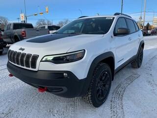 New 2020 Jeep Cherokee Trailhawk Elite SUV 1C4PJMBN3LD556909 for sale in Estevan, Saskatchewan