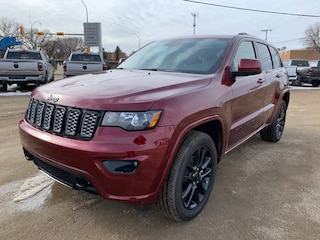 New 2020 Jeep Grand Cherokee Altitude SUV 1C4RJFAG1LC108763 for sale in Estevan, Saskatchewan