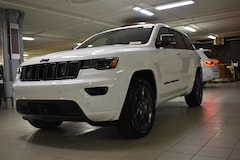 2021 Jeep Grand Cherokee 80th Anniversary Edition VUS