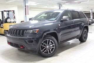 2018 Jeep Grand Cherokee Trailhawk VUS