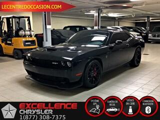 2015 Dodge Challenger SRT Hellcat *CUIR/TOIT/NAV/CAMÉRA* Coupé