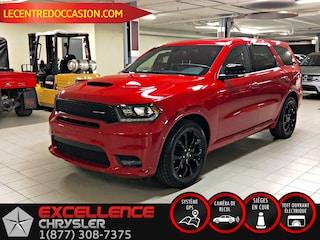 2019 Dodge Durango R/T BLACKTOP 4X4 *CUIR/TOIT/NAV/CAMEA/HITCH* VUS
