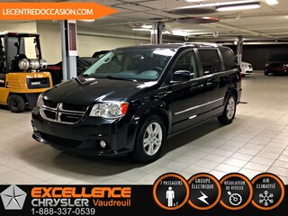 2017 Dodge Grand Caravan *Crew* Van Passenger Van