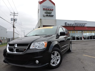 2017 Dodge Grand Caravan Crew..V6..Climatisation TRI Zone.Cruise