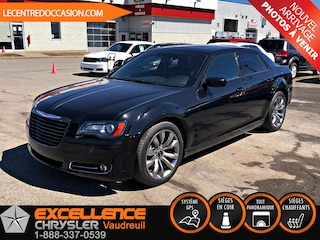 2014 Chrysler 300 S *CUIR/TOIT/NAV* Berline