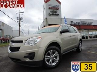 2011 Chevrolet Equinox LS...Bluethoot..AC.. VUS
