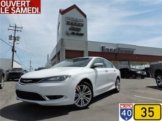 2015 Chrysler 200 Limited+& 8 Pneus Berline