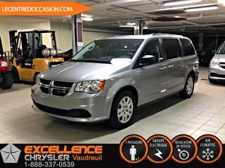 2017 Dodge Grand Caravan SXT Van Passenger Van