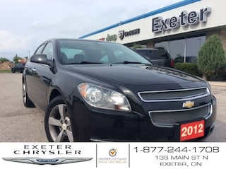 2012 Chevrolet Malibu LT l Extra Low KM l Clean CarFax l One Owner Sedan