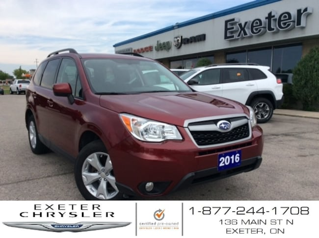 2016 Subaru Forester 2.5i  Convenience AWD l Snow Tires on Rim's Inc. SUV