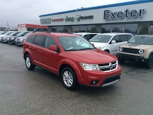2017 Dodge Journey SXT ALL WHEEL DRIVE - 2017 CLEAROUT SUV