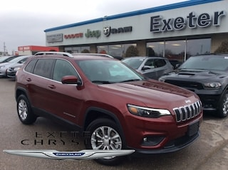2019 Jeep New Cherokee North V6 4x4 SUV