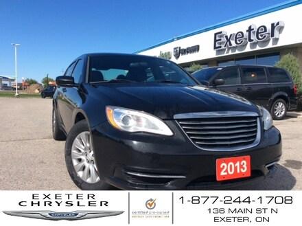 2013 Chrysler 200 LX l One Owner Local Trade Sedan