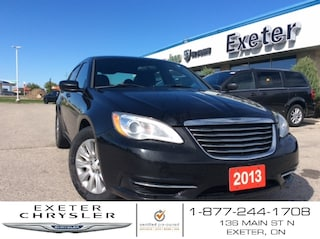 2013 Chrysler 200 LX l One Owner Local Trade Sedan