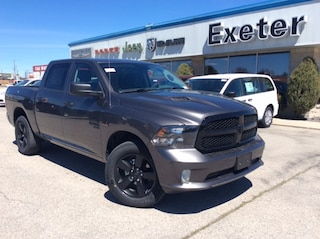 2019 Ram 1500 Classic Express Blackout with RamBox Truck Crew Cab