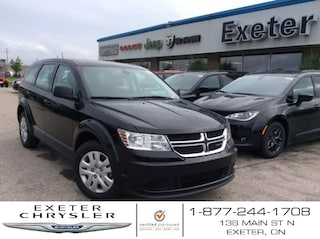 2018 Dodge Journey Canada Value Package SUV