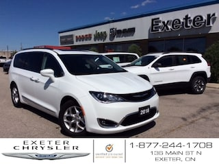2018 Chrysler Pacifica Touring-L Plus l DUAL DVD l Power Doors Van Passenger Van