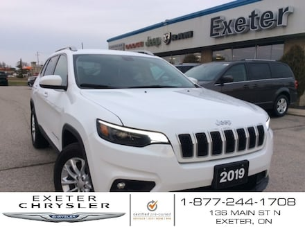 2019 Jeep New Cherokee North 4x4 l Apple Car Play l Rear View Cam SUV