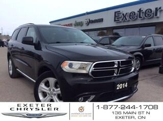 2014 Dodge Durango SXT All Wheel Drive 7-Passenger SUV