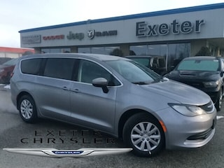 2019 Chrysler Pacifica LX Van
