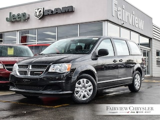 2019 Dodge Grand Caravan Canada Value Package Van | BLUETOOTH | BACK-UP CAM | 3RD ROW STOW N' GO |