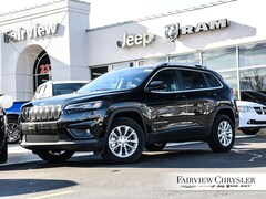 2019 Jeep New Cherokee North SUV | HEATED SEATS | 4X4 | REMOTE START |