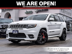 2018 Jeep Grand Cherokee SRT l PANO ROOF l NAV l SUV