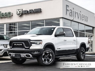 2019 Ram All-New 1500 Rebel Truck Crew Cab l SOLD BY OZ THANK YOU!!!