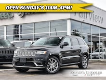 2019 Jeep Grand Cherokee Summit 4x4 l BRAND NEW l DUAL DVD l SUV