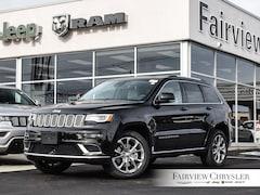 2020 Jeep Grand Cherokee Summit SUV l HEMI l SIGNATURE LEATHER PKG. l