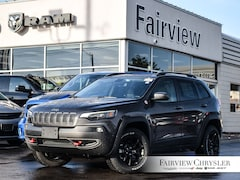 2020 Jeep Cherokee Trailhawk Elite SUV l ALPINE AUDIO l PANO ROOF l TOW PKG l