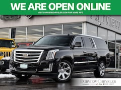 2016 Cadillac Escalade ESV Premium Collection l DVD l SUNROOF l POWER BOARDS  SUV