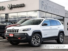 2019 Jeep Cherokee Trailhawk 4x4 l SOLD BY ADRIAN THANK YOU!!! SUV