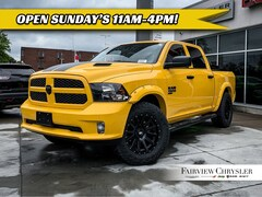 2019 Ram 1500 Classic Express Stinger Yellow Truck Crew Cab l CREW l 8.4 INCH SCREEN l SPRAY-IN LINER l