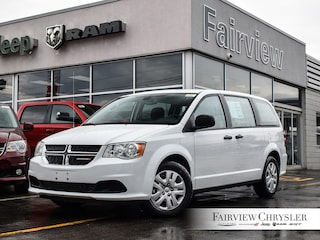 2019 Dodge Grand Caravan Canada Value Package Van | BLUETOOTH | BACK-UP CAM | 3RD ROW STOW&GO |