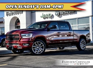 2019 Ram All-New 1500 Sport Truck Crew Cab | SUNROOF | BLIND SPOT | 22 IN WHEELS |