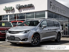 2019 Chrysler Pacifica Touring-L Plus Van | DVD | PANO ROOF | S APPEARANCE PKG |