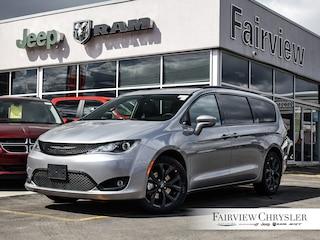 2019 Chrysler Pacifica Touring-L Plus Van   DVD   PANO ROOF   S APPEARANCE PKG  