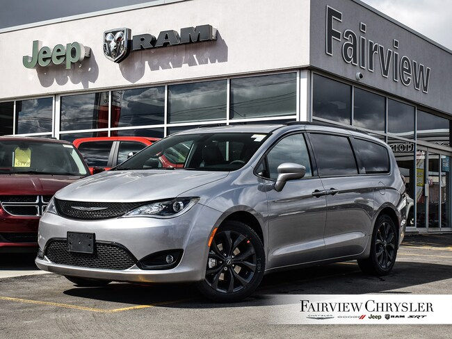 New 2019 Chrysler Pacifica Touring-L Plus Van   DVD   PANO ROOF   S APPEARANCE PKG   Hamilton ON