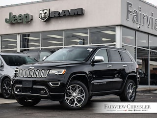 2020 Jeep Grand Cherokee Overland SUV l HARMAN/KARDON l PROTECH GROUP l