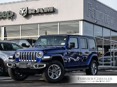 2020 Jeep Wrangler Unlimited Sahara SUV l LED LIGHTING l HEATED SEATS l NAV l