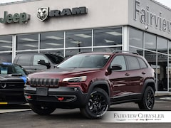 2020 Jeep Cherokee Trailhawk Elite SUV l PANO ROOF l ALPINE AUDIO l TOW PKG l