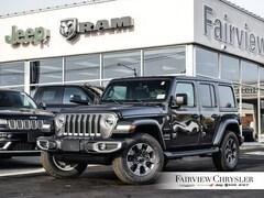 2020 Jeep Wrangler Unlimited Sahara SUV l LED LIGHTING l NAV l DUAL TOP l