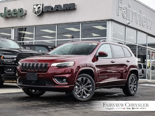 2020 Jeep Cherokee High Altitude SUV l 4x4 l PANO ROOF l SAFETY TEC l