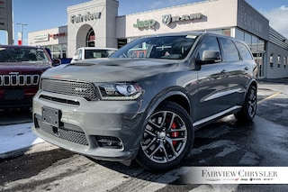 2019 Dodge Durango SRT SUV | DUAL DVD | TOW PKG | SUNROOF | HARMAN KARDON |