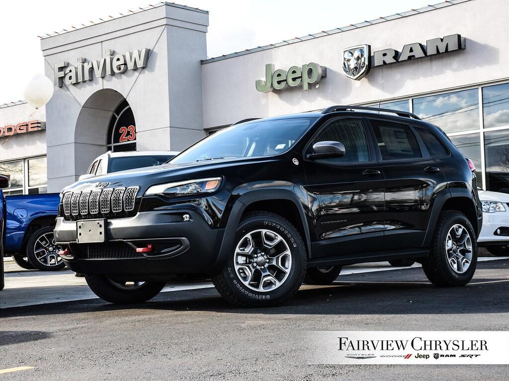 2019 Jeep New Cherokee Trailhawk Elite SUV | NAV | PANORAMIC ROOF | TOW GRP |